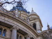 Budapest, Hungary. Architectural detail of the Basilica of St. Stephen — Foto de Stock