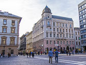 Budapest, Hungary. Typical urban view — Stock Photo