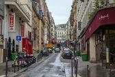 париж, франция. вид на город — Стоковое фото
