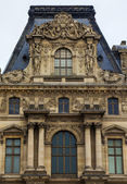 Paris, France. Typical architectural details — Stock Photo