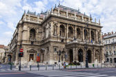 Budapest, Hungary, March 23, 2014 . Building State Opera — Foto Stock