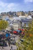 Paris, France, May 2, 2014 . View of the city — Stock Photo