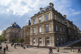 Paris, France, May 2, 2013 . Luxembourg Palace — Stock Photo