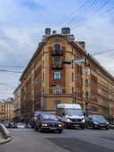 St. Petersburg, Russia. Architectural details — Stock Photo