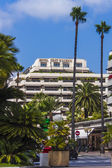 Cannes, France, July 1, 2011. Typical urban view — Stock Photo