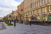 St. Petersburg, Russia, on July 22, 2012. Typical urban view — Stockfoto