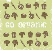 Organic Wallpaper — Stock Vector