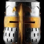 Iron helmet — Stock Photo #18412771