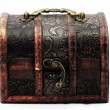 Rare treasure chest — Stock Photo