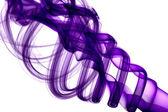 Purple smoke — Stock Photo