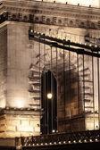 The Chain Bridge (detail) — Stock Photo