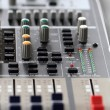 Recording Mixer — Stock fotografie #29800111