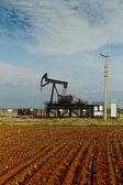 Petrol ve gaz de faaliyet — Stok fotoğraf