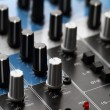 Recording Mixer — Stock fotografie #30174015