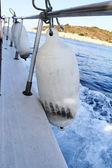 Barco de detalle — Foto de Stock