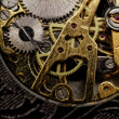 Watch gears very close up — Stock Photo #32537409