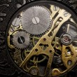Watch gears very close up — Stock Photo #32619705