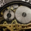 Watch gears very close up — Stock Photo #32858019