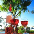 Two wineglasses — Foto de Stock