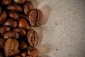 Brown coffee — Stock Photo