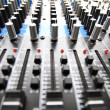 Recording Mixer — Stockfoto #33467293