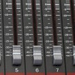 Recording Mixer — Stockfoto #34369853
