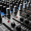Recording Mixer — Stockfoto #34396037