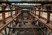 Ленточный конвейер — Стоковое фото