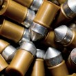 Gun bullets — Stock Photo