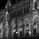 Budapest Parliament building — Stock Photo
