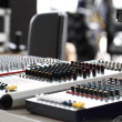 Recording Mixer — Stockfoto #35396569