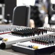 Recording Mixer — Foto Stock