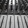 Recording Mixer — Stock Photo