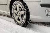 Winterband — Stockfoto