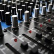 Recording Mixer — Stockfoto #36218245