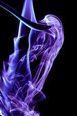 Fumée pourpre — Photo