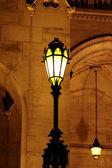 Palazzo del parlamento di budapest — Foto Stock