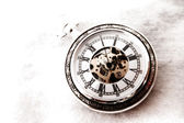 Old watch machine — Stock Photo
