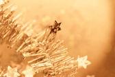 金属丝。圣诞装饰. — 图库照片