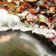 Waterfall (detail) — Stock Photo