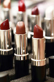 Lipsticks — Stockfoto