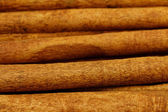 Bastoncini di cannella closeup — Foto Stock