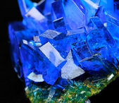 Copper sulfate — Foto de Stock