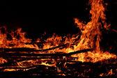 火の炎 — ストック写真