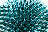Chemical ferrofluid — Foto Stock
