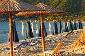Sandy beach — Stok fotoğraf
