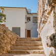 Old home in El Castell de Guadalest, Alicante, Spain. — Stock Photo