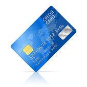 Credit Card — Vector de stock