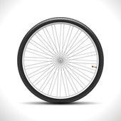 Roda de bicicleta — Vetorial Stock