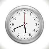 Vector de reloj — Vector de stock